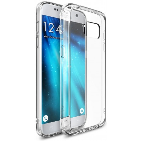 husa-samsung-galaxy-s7-ringke-fusion-crystal-view-transparent-bonus-folie-protectie-display