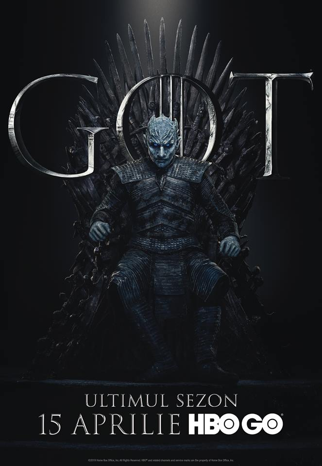 The Night King official poster