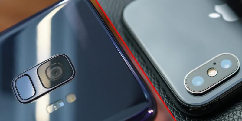 Top-telefoane-camera-foto-Samsung-Galaxy-S9-iPhone-X-1170x658