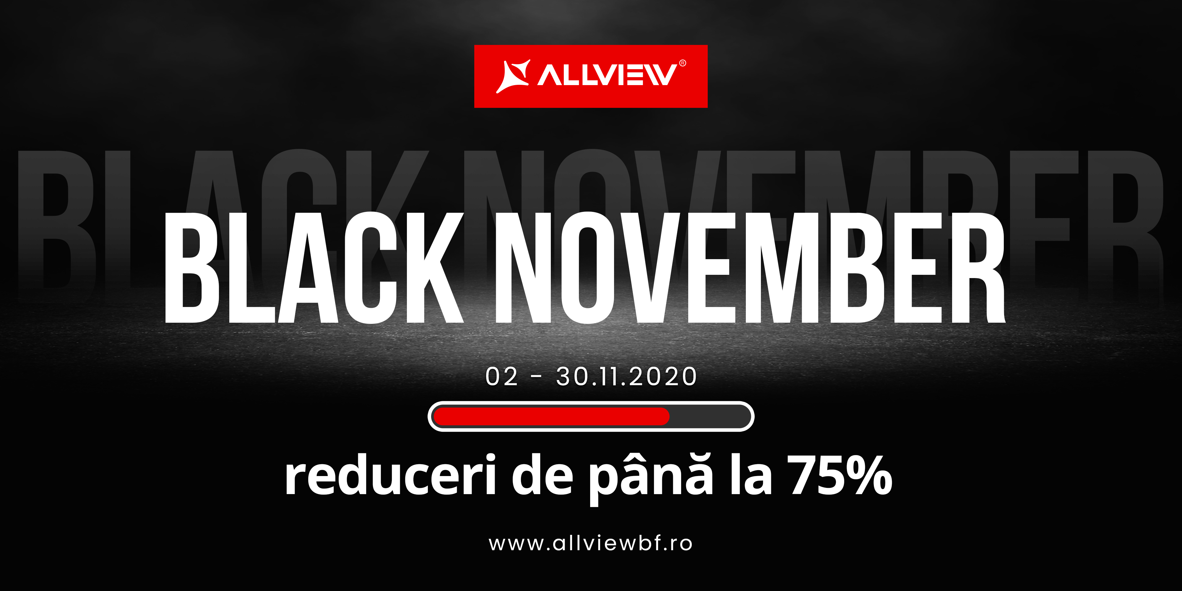 Allview Black November 2020